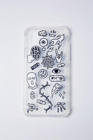 Чехол для телефона (X)