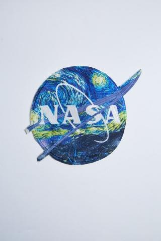 Нашивка NASA