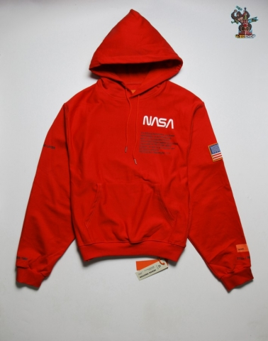 Худи Heron Preston x NASA