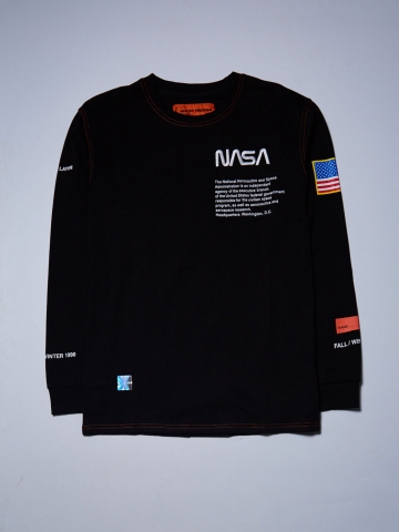 Лонгслив Heron Preston x NASA