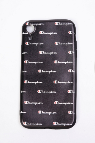 Чехол Champion много лого для Iphone XR