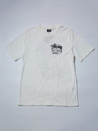 Футболка Stussy Dont take the bait