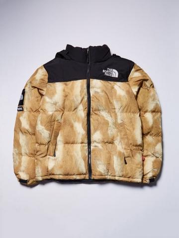 Куртка зимняя The North Face Кэмл