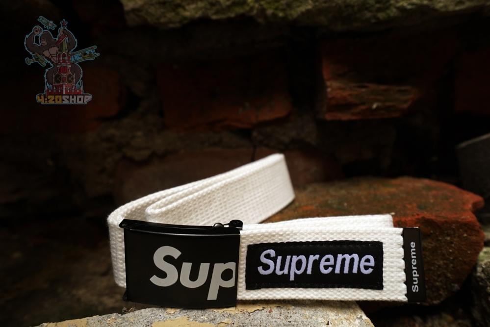 Ремни Supreme 390 (бел)