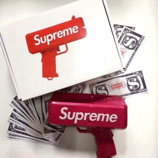 Пистолет Money Gun Supreme