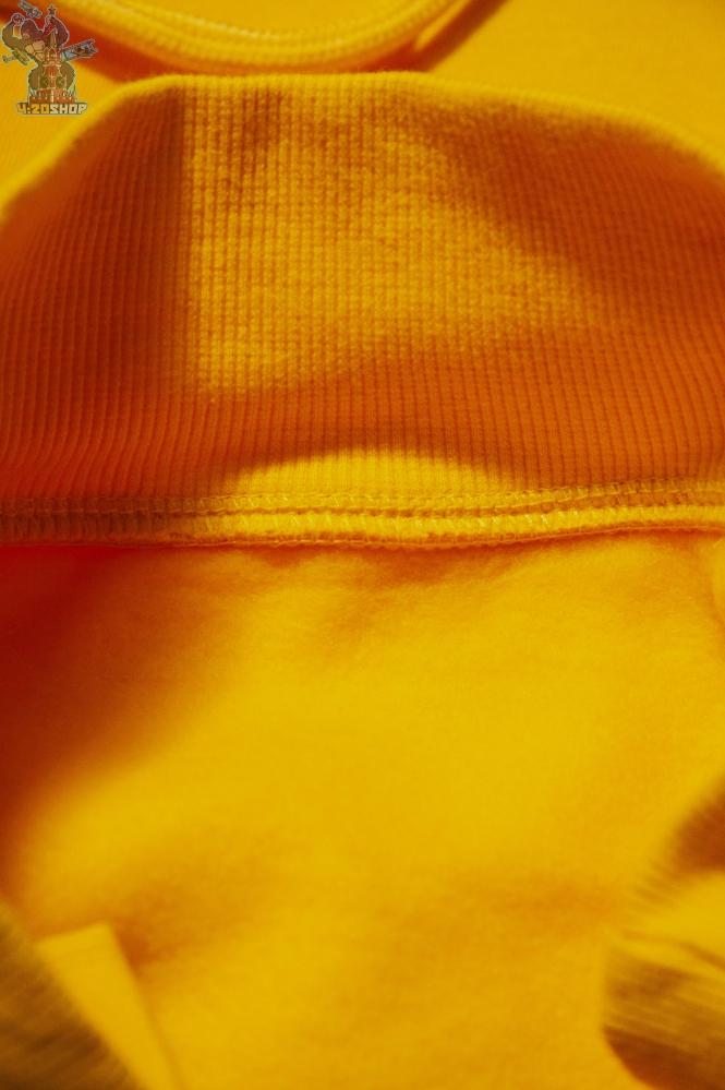 Худи Champion желтое