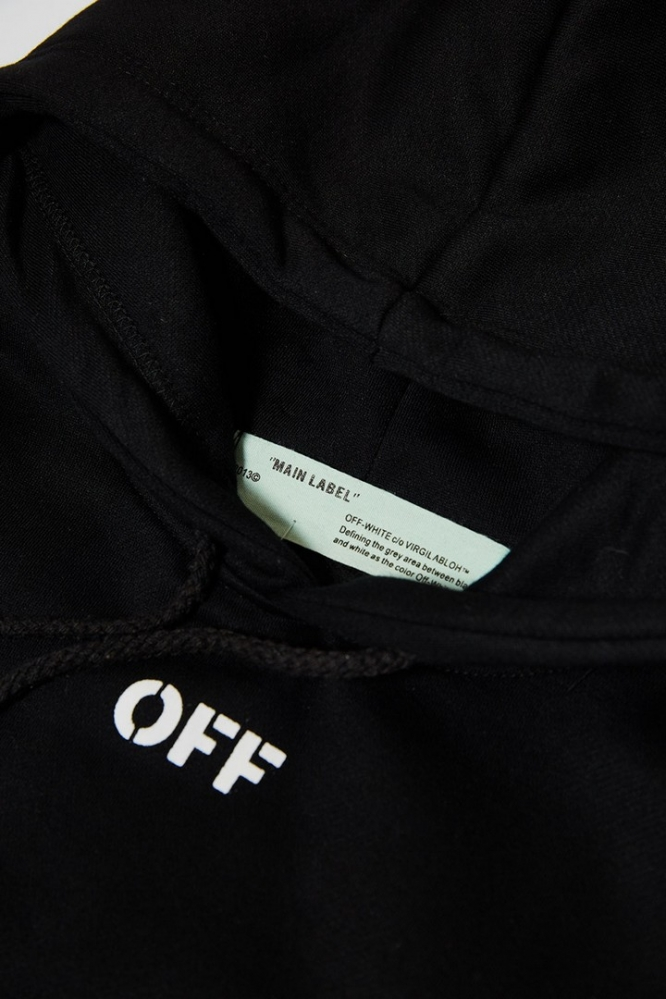 Худи OFF-White Seeing things