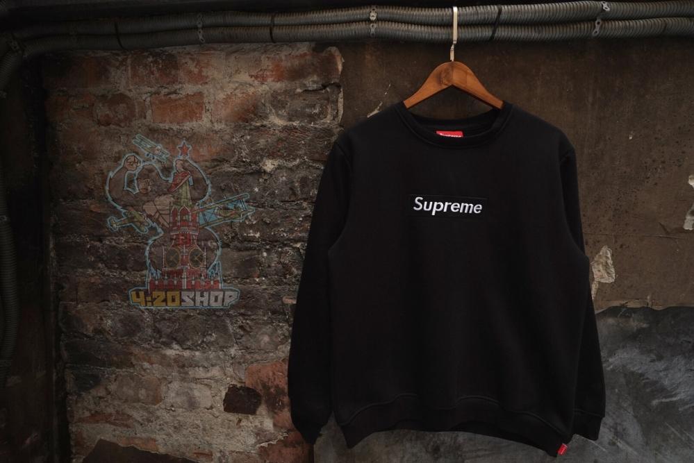 Свитшот Supreme