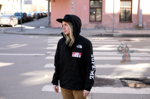 Куртка Тhe North Face x Supreme