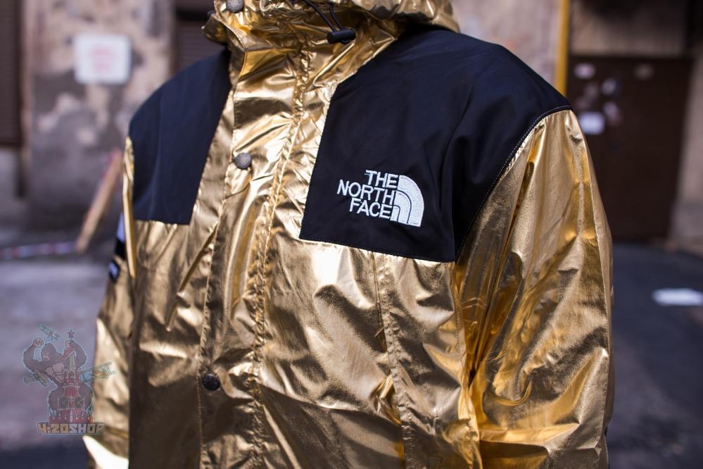 Ветровка Тhe North Face x Supreme