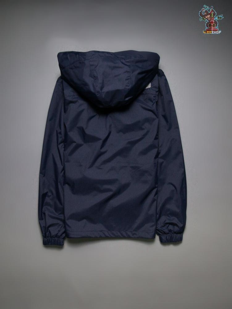 Ветровка The North Face темно-синяя