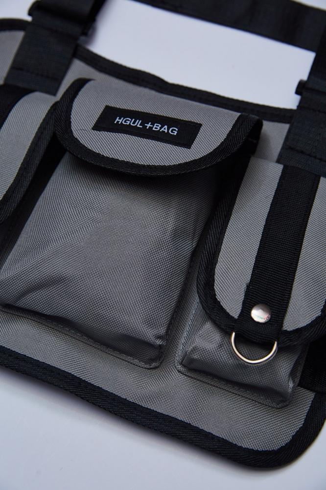 Броник 3 кармана