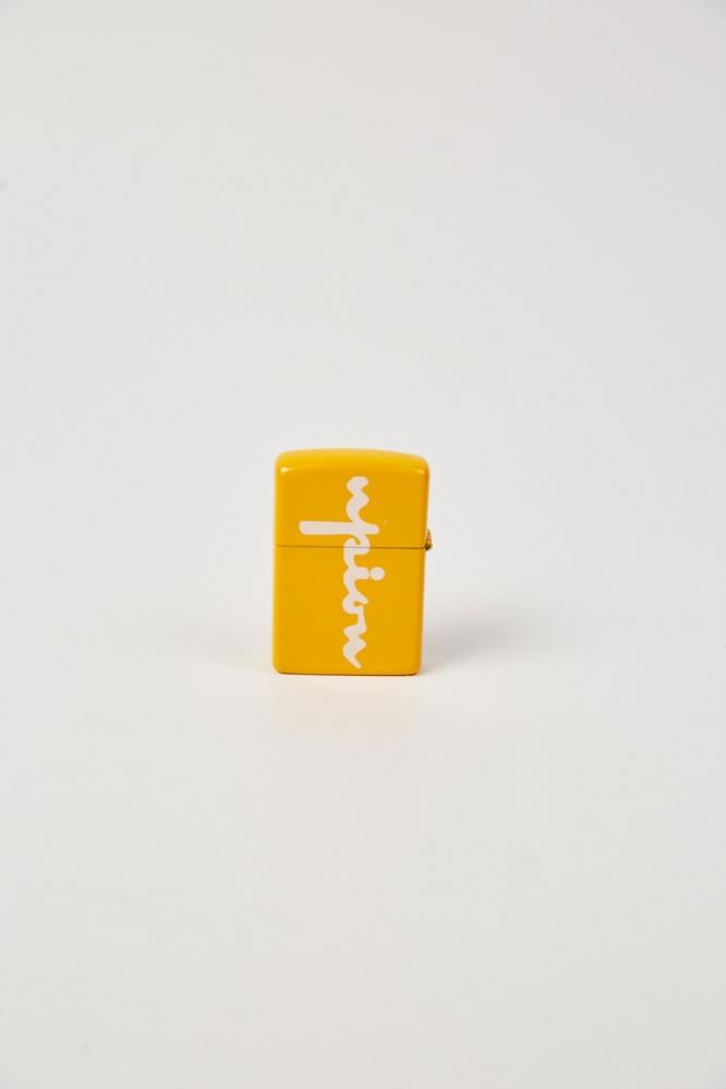 Зажигалка Champion (желт)