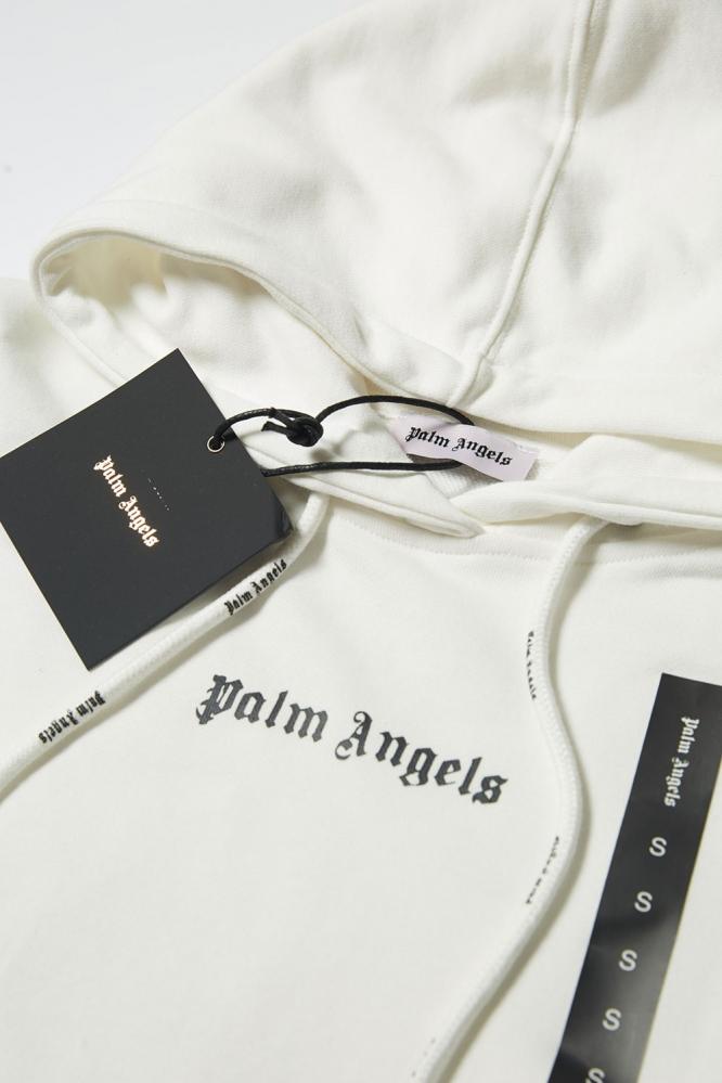 Худи Palm Angels белое