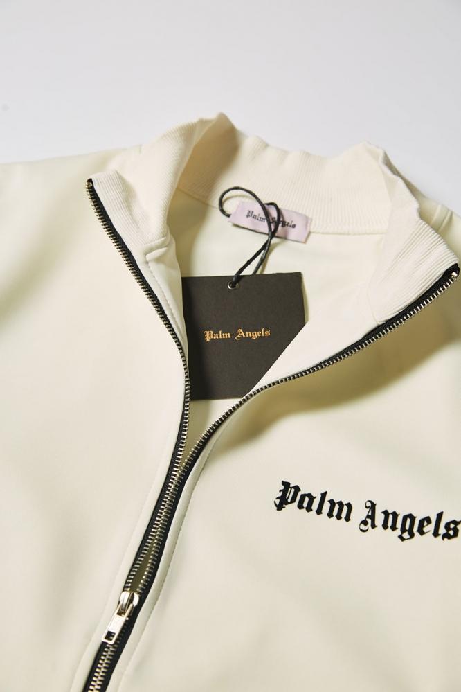 Олимпийка Palm Angels белая