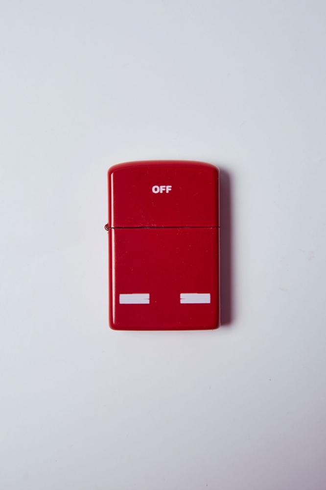 Зажигалка OFF-White