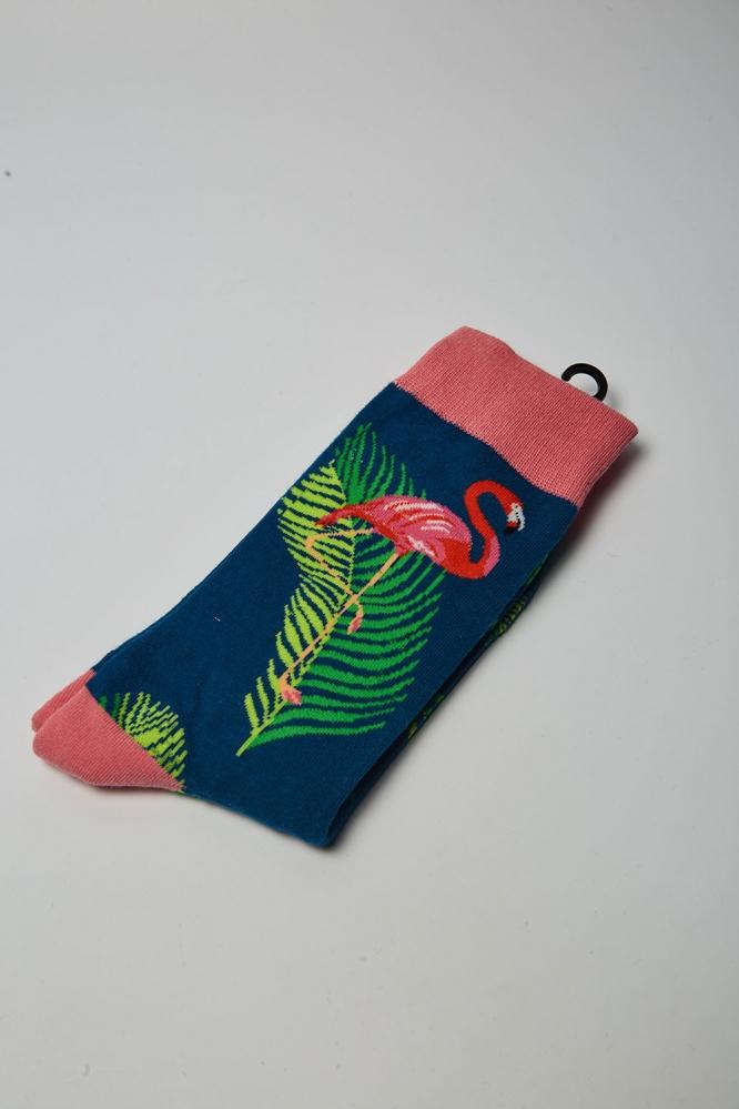 Носки Рисунки (разноцветные)