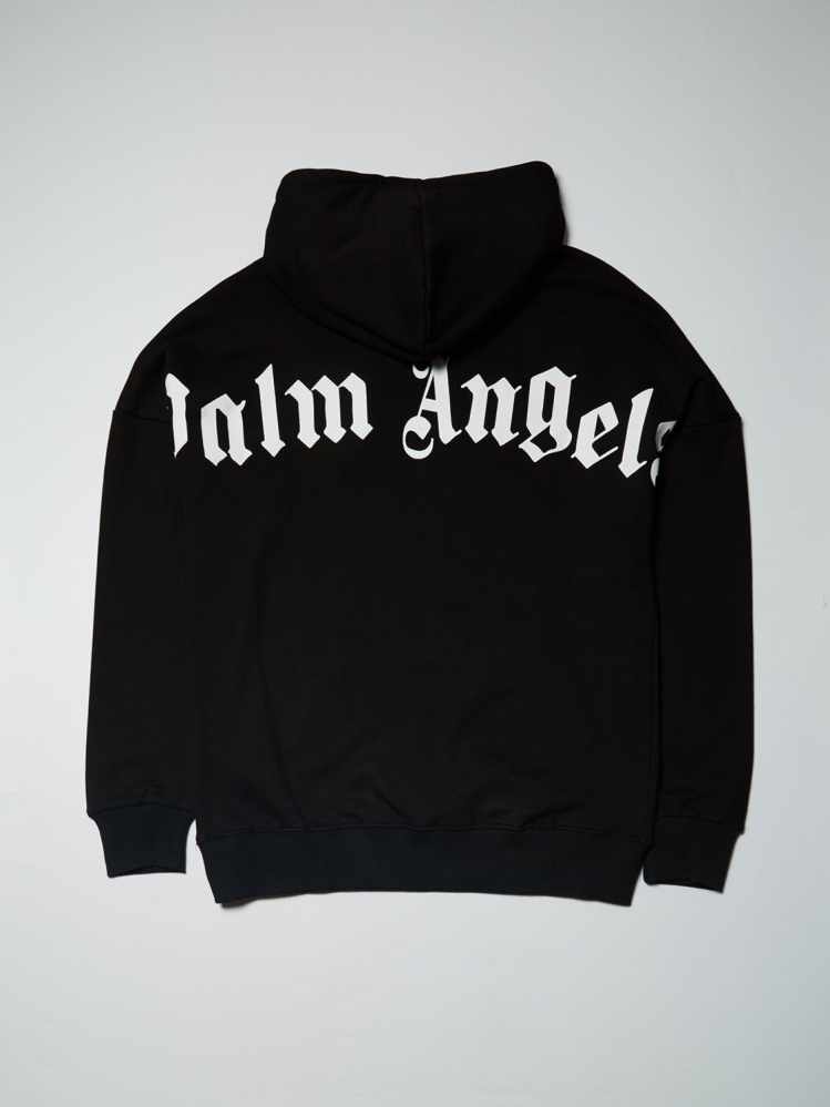 Худи Palm Angels чёрное