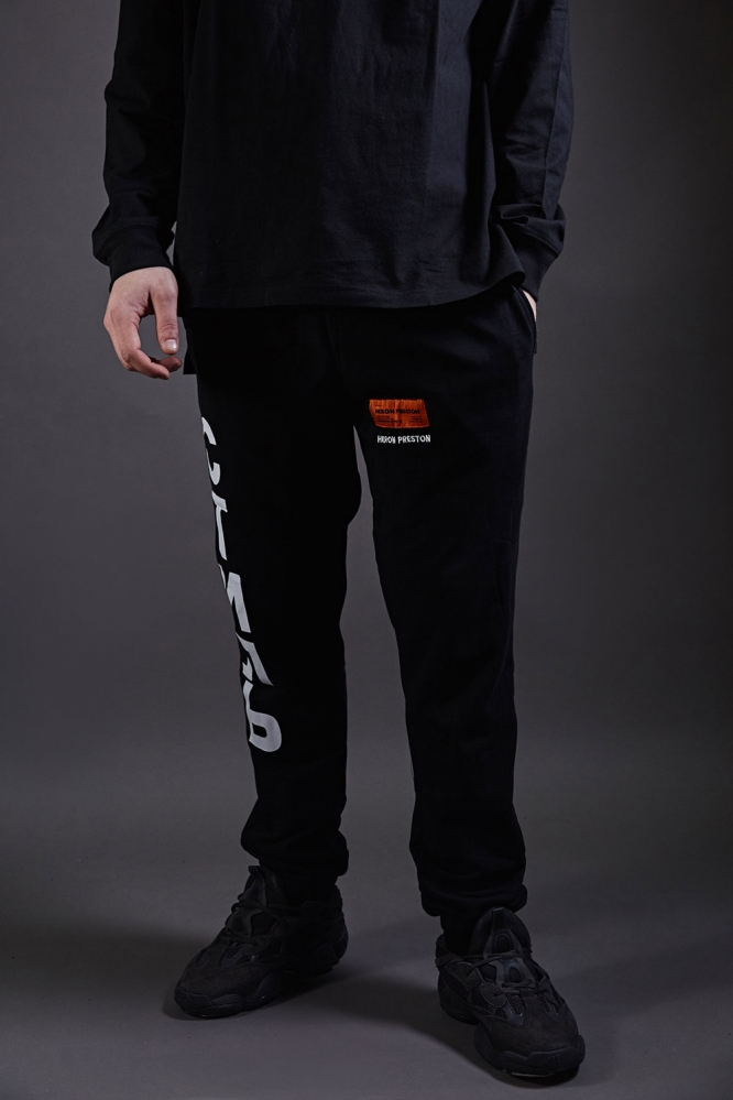 Спортивные штаны Heron Preston  черные
