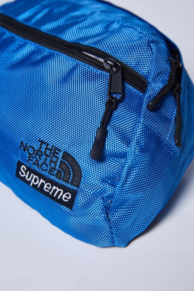 Бананка-сумка The North Face x Suprem