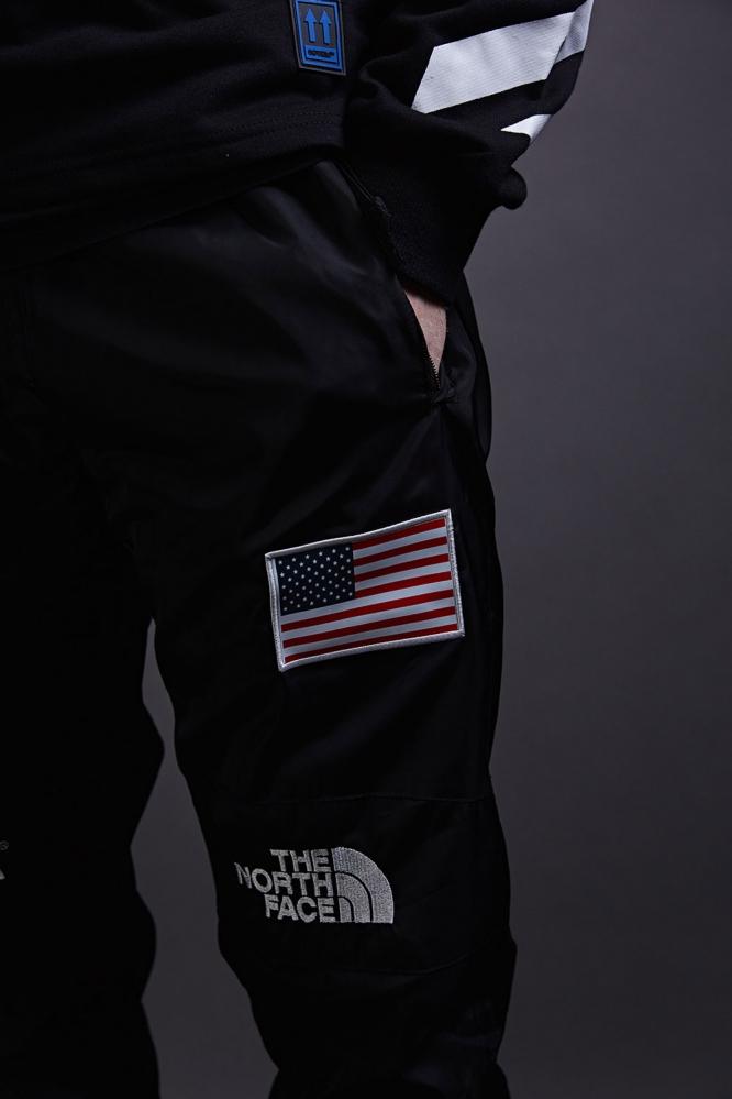 Спортивные штаны The North Face x Supreme