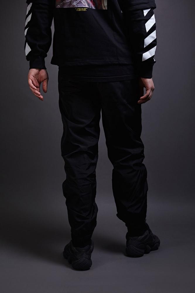 Спортивные штаны The North Face x Supreme черные