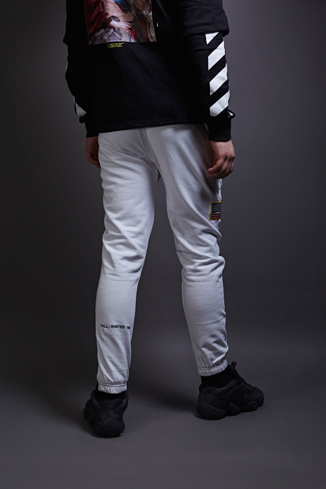 Спортивные штаны Heron Preston x NASA