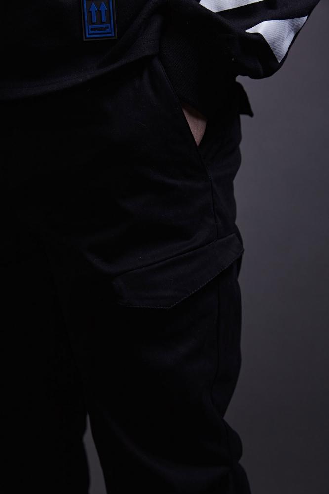 Джоггеры Shadow PRO черные