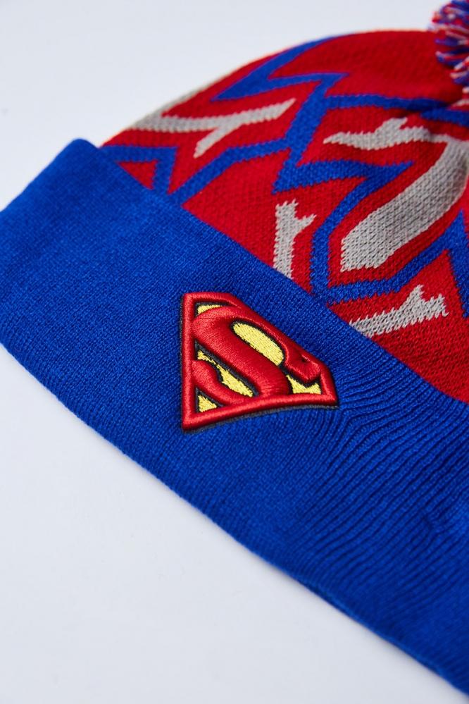 Шапка SUPERMAN