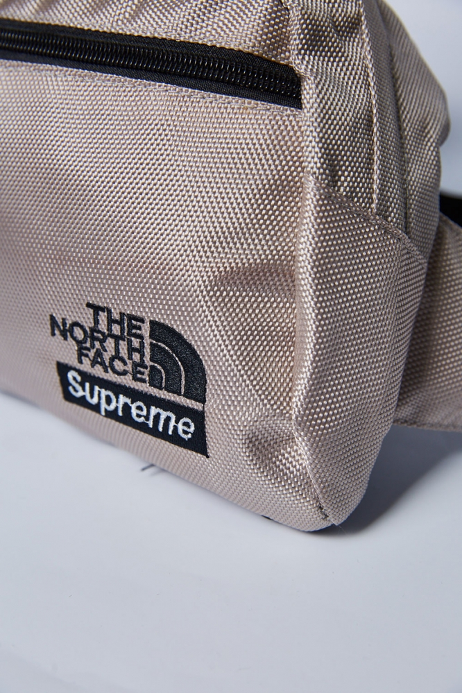 Бананка-сумка The North Face x Suprem