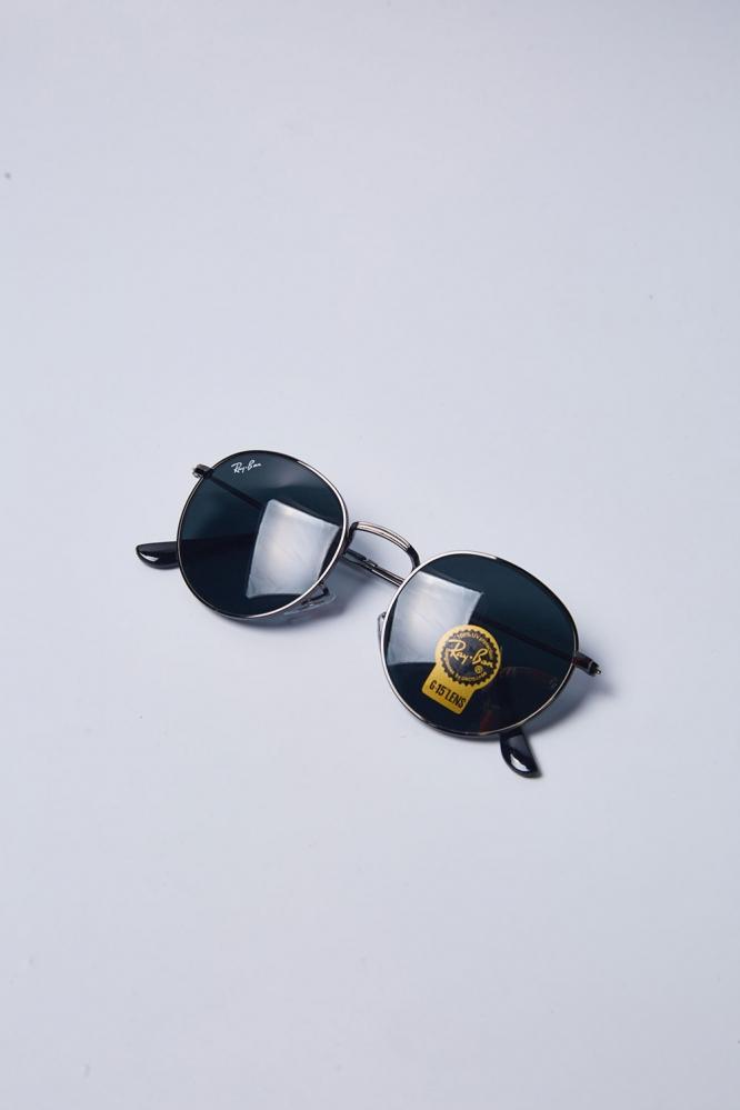 Очки РБ Круг/метал (черн)