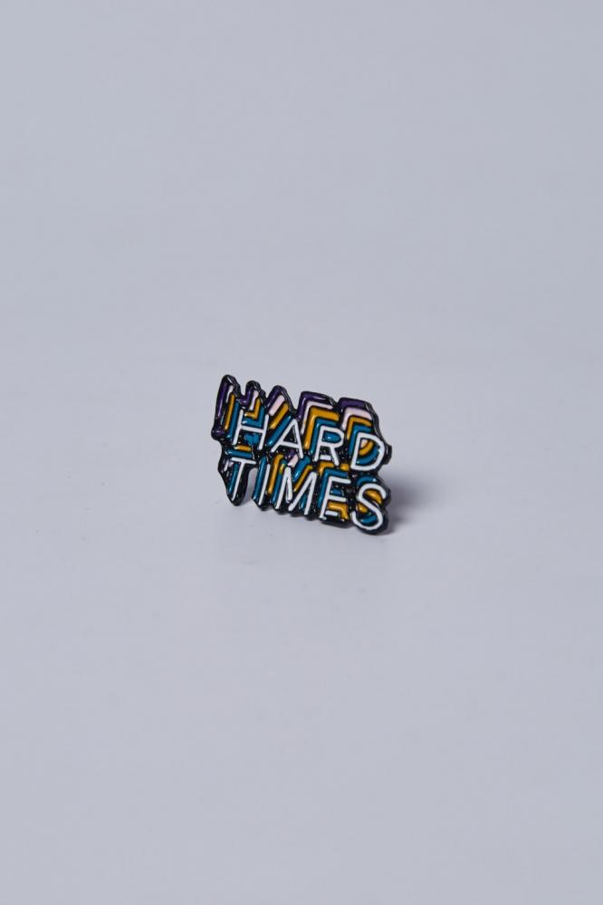 Пин Hard times