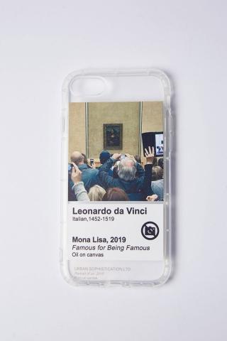 Чехол моб. da Vinci (6/6S)