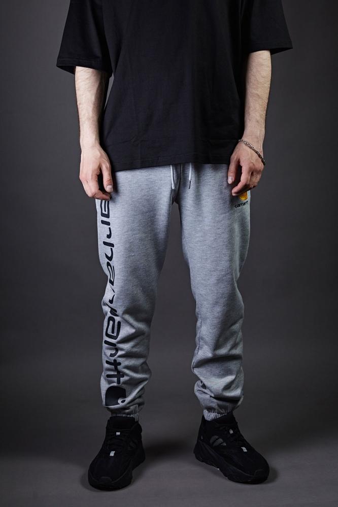 Спортивные штаны Carhartt серые