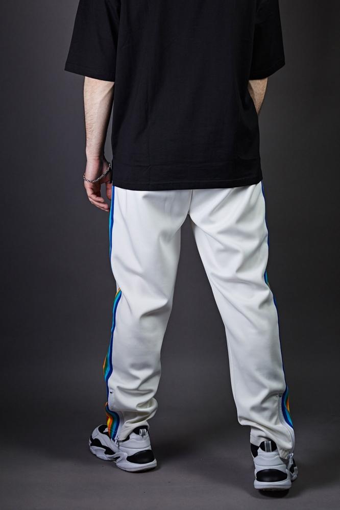 Спортивные штаны Palm Angels белые