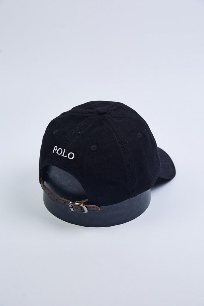 Кепка Polo Мишка черная