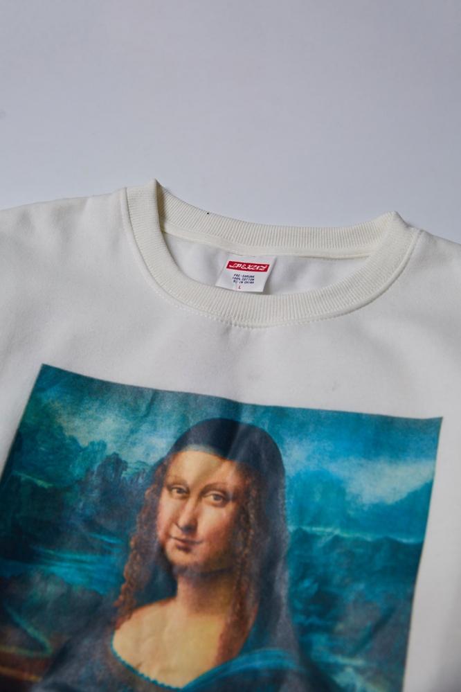 Свитшот Mona Liza