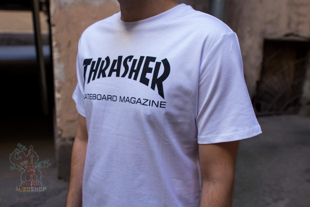 Футболка Thrasher НЕТ В НАЛИЧИИ