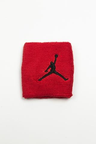 Напульсник Jordan красный