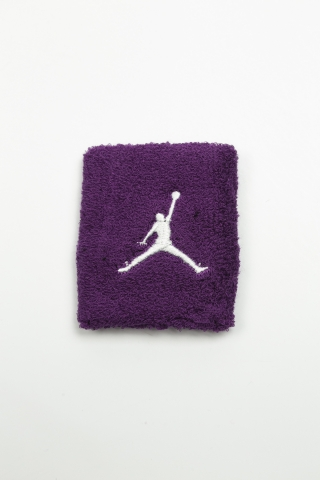 Напульсник Jordan фиолетовый
