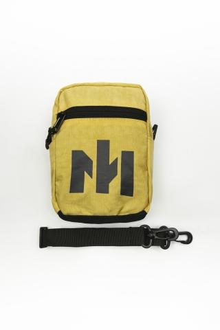 Сумочка Logo M желтая