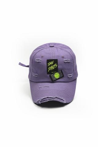 Кепка THE DANTS фиолетовая