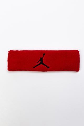 Спортивная повязка Jordan красная