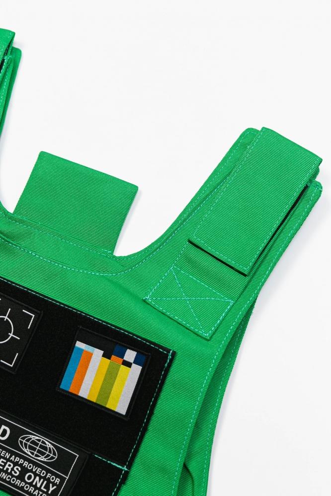 Бронежилет Icons+ зеленый