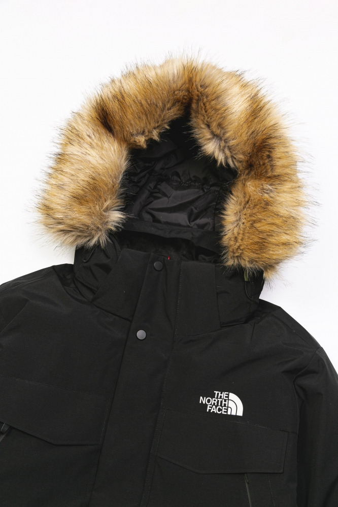 Куртка The North Face SUMMIT черная