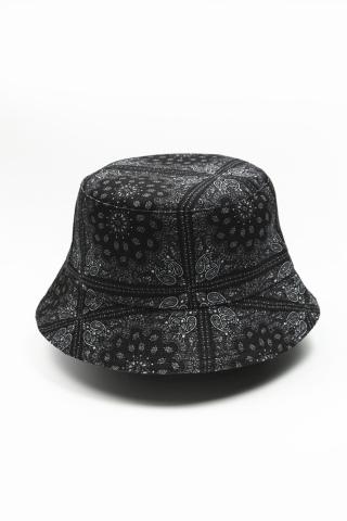 Панама Fractal черная