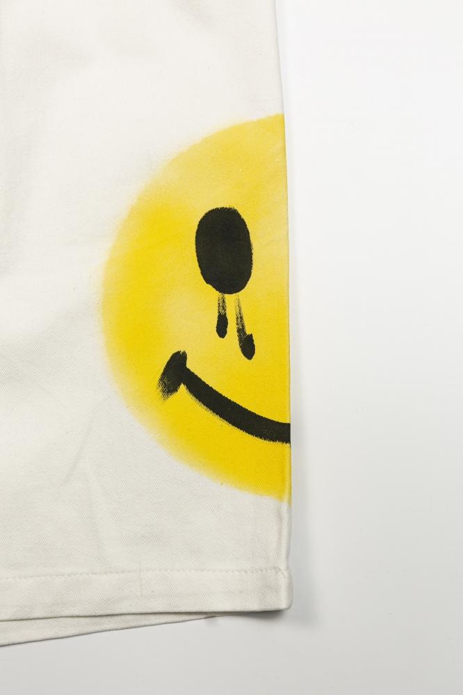 Шорты Smile Tideeku белые