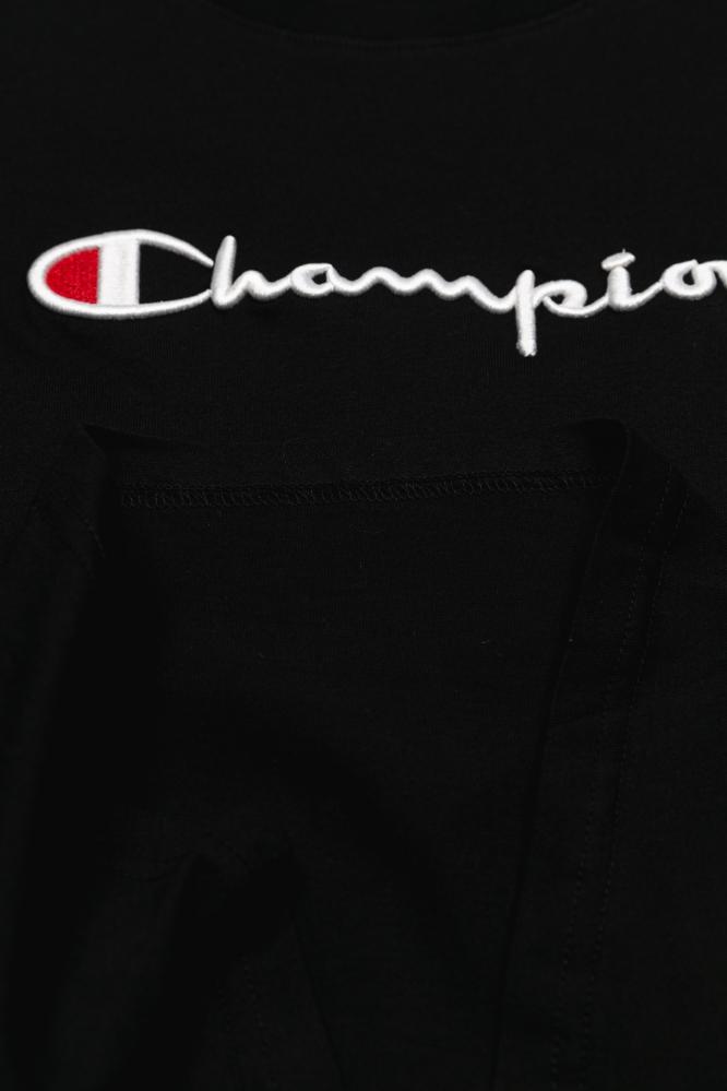 Футболка Champion черная
