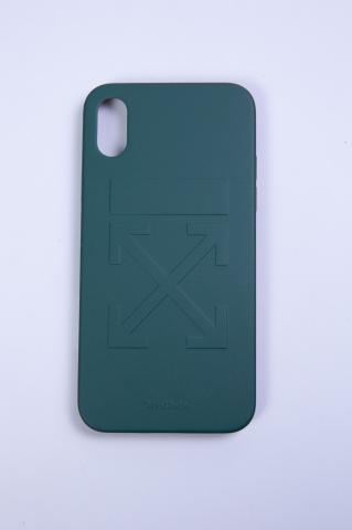 Чехол для iPhone X Off-W