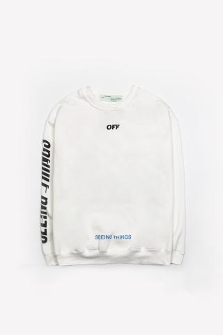 Свитшот OFF-White Seeing things